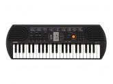 Детский синтезатор Casio SA-77 (44 мини-клавиши) - серый