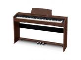 Цифровое фортепиано Casio Privia PX-770BN - коричневое