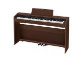 Цифровое фортепиано Casio Privia PX-870BN - коричневое