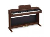 Комплект Цифровое фортепиано Casio Celviano AP-270BN + Банкетка фортепианная Vision AP-5102 Brown