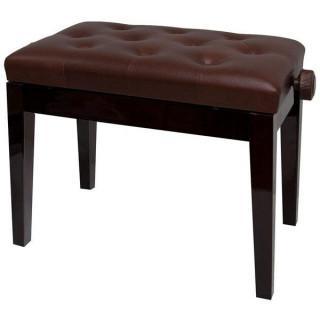Банкетка фортепианная Vision AP-5102 Brown - коричневая