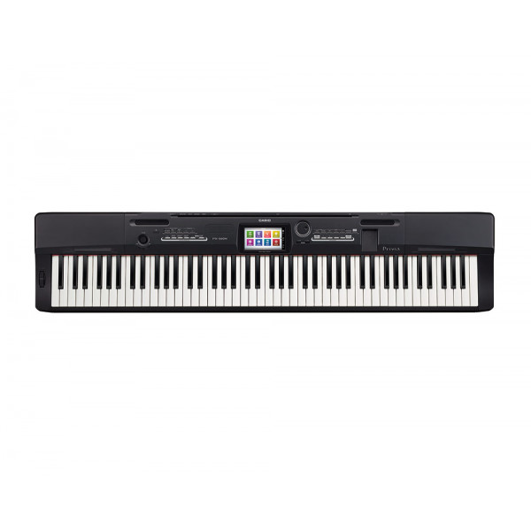 Цифровое фортепиано Casio Privia PX-360M BK - чёрное