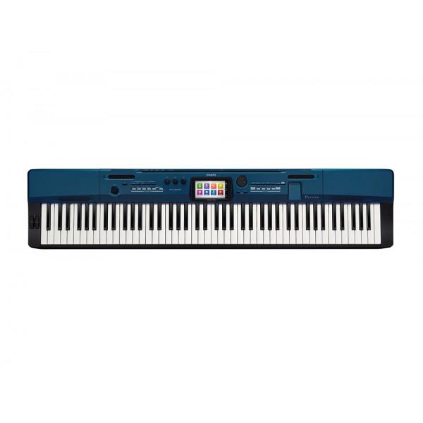 Цифровое фортепиано Casio Privia PX-560M BE - синий