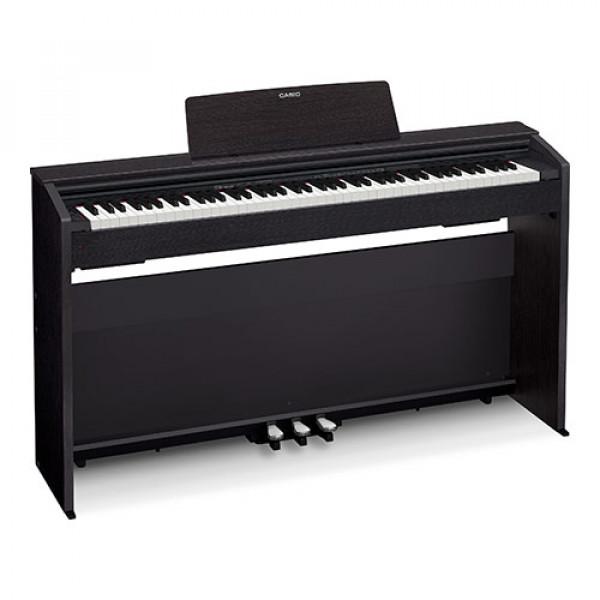 Цифровое фортепиано Casio Privia PX-870BK - чёрное
