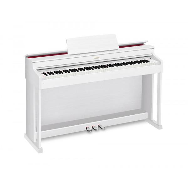 Цифровое фортепиано Casio Celviano AP-470WE - белое
