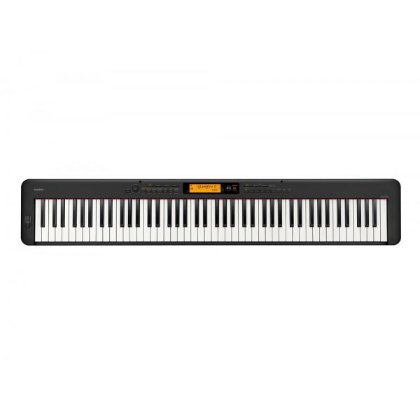 Цифровое фортепиано Casio CDP-S350RBK - чёрное