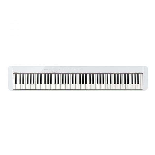 Цифровое фортепиано Casio Privia PX-S1000WE - белое