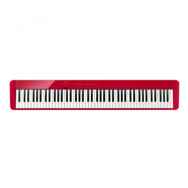 Цифровое фортепиано Casio Privia PX-S1000RD - красное