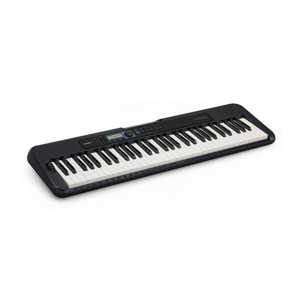 Синтезатор Casio CT-S300BK (61 клавиша) - чёрный