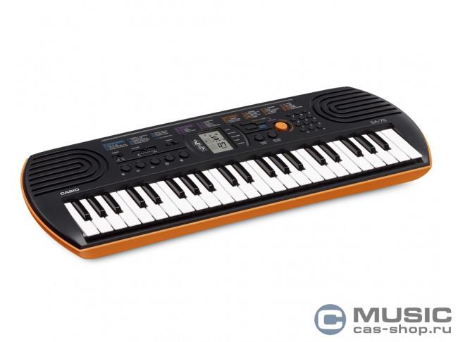 SA-76 (44 мини-клавиши) 00000000463 в фирменном магазине Casio