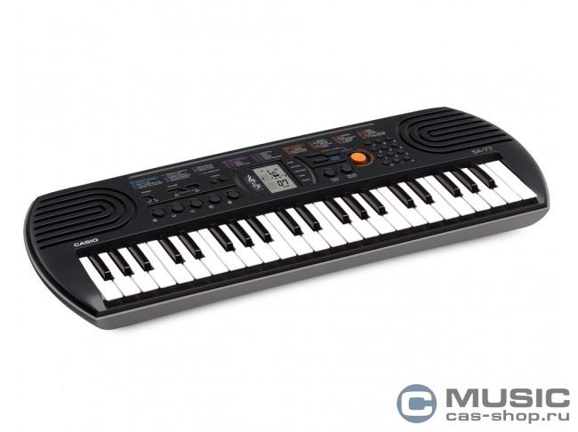 SA-77 (44 мини-клавиши) 00000000466 в фирменном магазине Casio