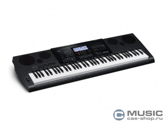 WK-7600 (76 клавиш) УТ000000617 в фирменном магазине Casio