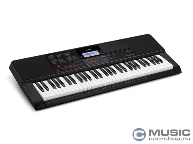 CT-X700 (61 клавиша) УТ000000876 в фирменном магазине Casio