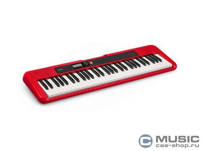 CT-S200RD (61 клавиша) УТ000001065 в фирменном магазине Casio